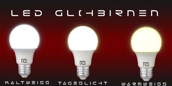 LED E27 LEUCHTMITTEL