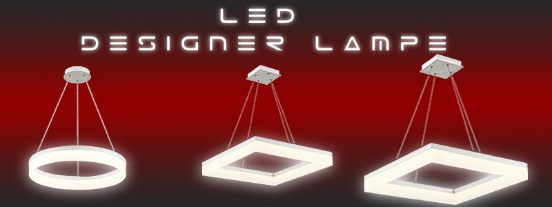 LED Pendellampe Pendelleuchte Hängelampe Hängeleuchte Leuchte Deckenleuchte