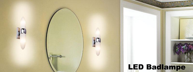 Badlampe Badwandleuchte Chrom Spiegellampe Badlampe Wandeuchte IP44