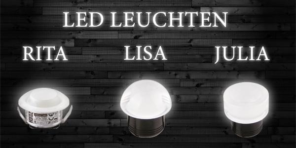 LED Lampe Leuchten Einbauleuchte Modern Design