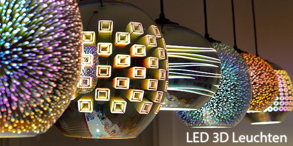 3D Hängeleuchten Hängelampen Pendellampen Leuchten