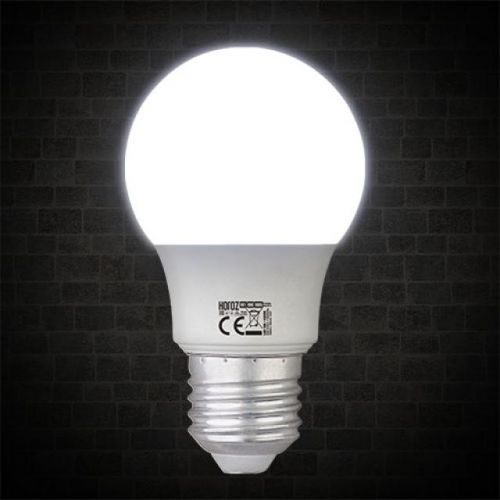 5x PREMIER-8 8W 6400K E27 Leuchtmittel, Kaltweiss