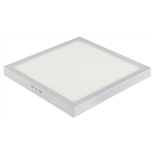 ARINA-48 LED Aufputz Panel Deckenpanel Eckig 48W, warmweiss 3000K