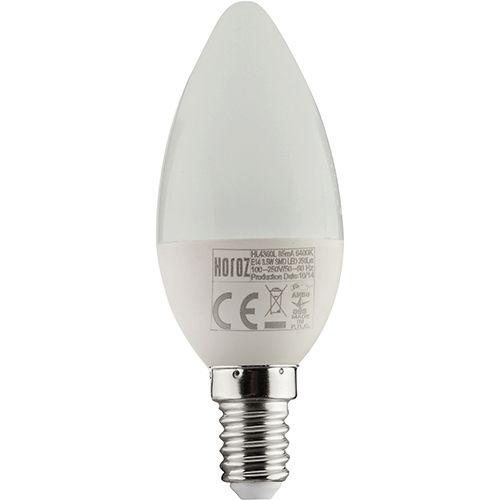 LED LEUCHTMITTEL E14 6W KERZE KERZENFORM BIRNE