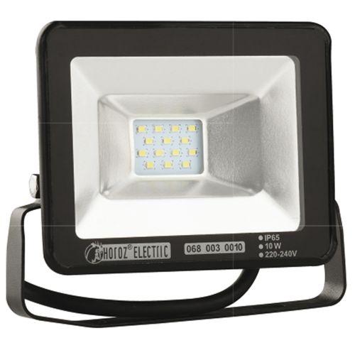 PUMA-10 10W Schwarz 6400K LED Projektor Fluter Strahler