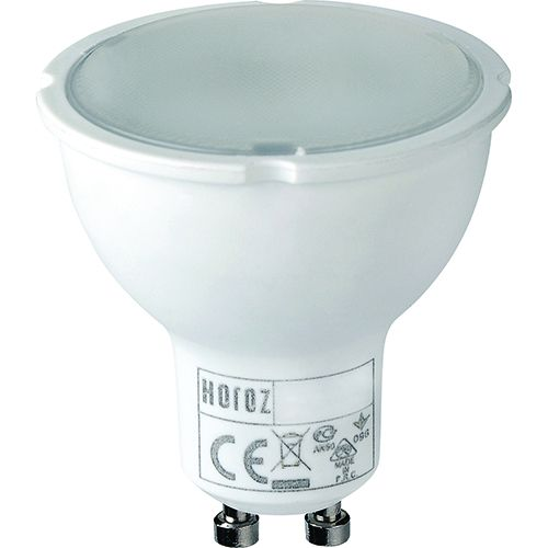 PLUS-6 6W GU10 LED Leuchtmittel 6400K , kaltweiss
