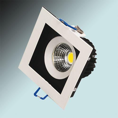 Sabrina-8 Hl6721l 8W 2700K WARMWEISS 220-240V COB LED EINBAUSPOT