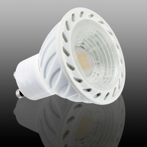 EINBAUSTRAHLER CHROM SCHWENKBAR MIT 4 Watt LED Leuchtmittel GU10 HL750