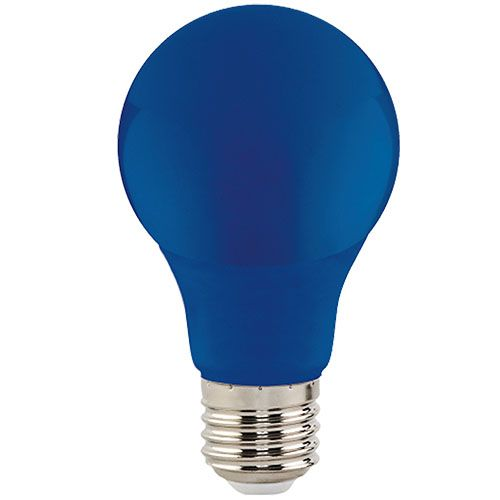SPECTRA 3W Blau E27 LED Farbige Leuchtmittel