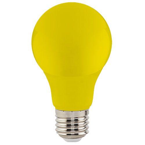 SPECTRA 3W Gelb E27 LED Farbige Leuchtmittel