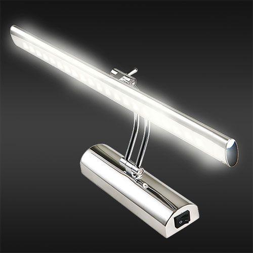 FLAMINGO-4 4W 4200K LED Spiegelleuchte Badleuchte Schranklampe Bilderlampe Wandleuchte