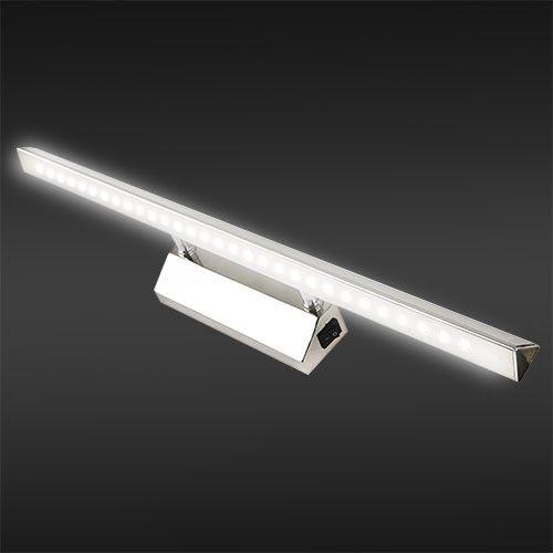 ALBATROS-6 6W CHRM 4200K 100-250V LED Bilder Spiegel Lampe Leuchte
