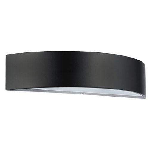 HL238L 5,5W 4100K Schwarz LED Gartenlampe Außenleuchte
