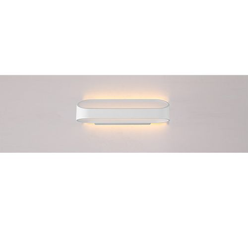BELEN-18 LED Designer Wandleuchte 18W Weiss 4000K