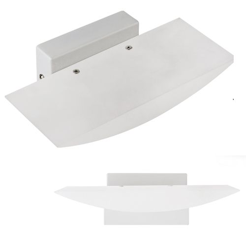 RODOS-6 LED Designer Wandleuchte 6W Weiss 4000K