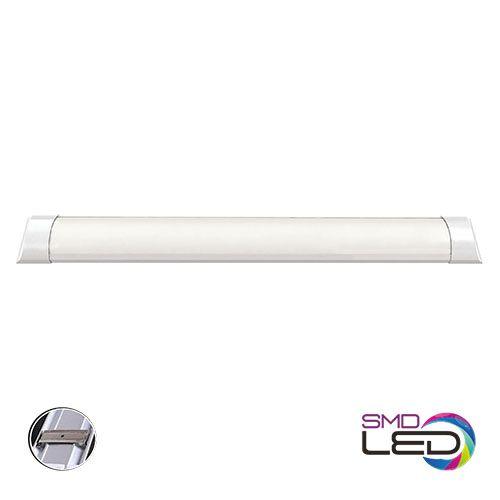 120CM 36W 6400K Slim LED Lichtleiste Deckenlampe - TETRA-36