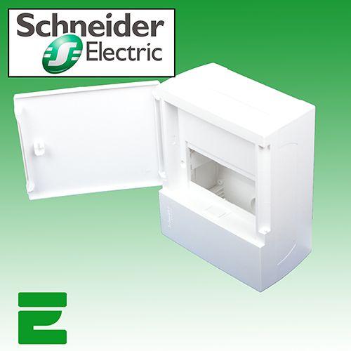AUFPUTZ SICHERUNGSKASTEN 6 MODUL SCHNEIDER ELECTRIC