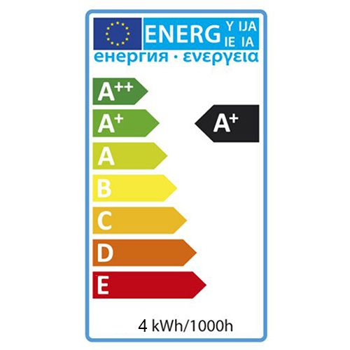 3,5W 3000K E14 LED Leuchtmittel - CRAFT-4