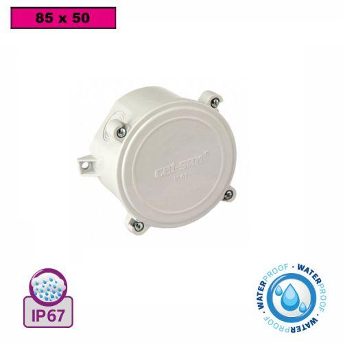 1er AP Abzweigdosen Abzweigkasten Verteilerdose IP67 Feuchtraum