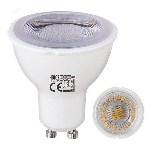 6W GU10 Dimmbar LED Leuchtmittel Strahler