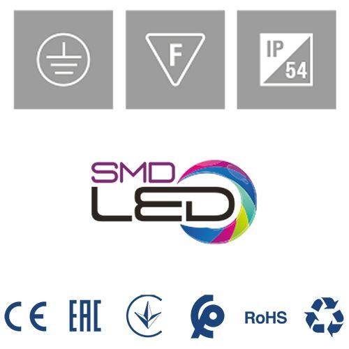 LED Projector Fluter Garagenleuchte Baustrahler Proport-20
