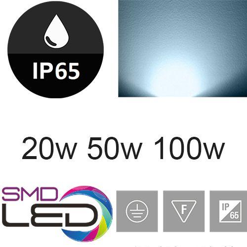 Aslan-100 LED Baustrahler Projector Baustellenlampe