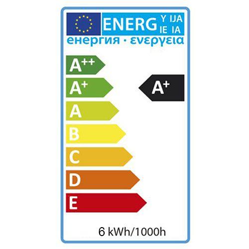 Kopie von 6W GU10 4200K neutralweiss LED Leuchtmittel - PLUS-6